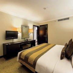 Отель Best Western Premier Deira 4* Представительский люкс с различными типами кроватей фото 5