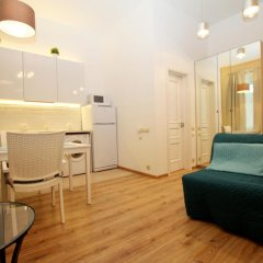 Апартаменты Tvst Apartment Nizhnaya Triple Studio Москва комната для гостей фото 4