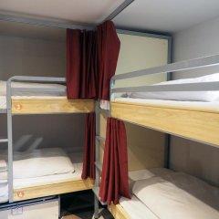 Отель St Christopher's Liverpool Street Кровать в общем номере с двухъярусной кроватью фото 16