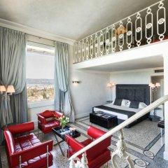 Villa La Vedetta Hotel 5* Люкс с различными типами кроватей фото 5