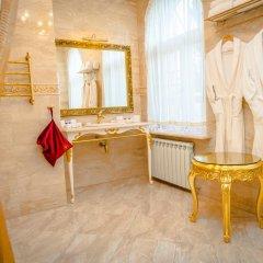 Hotel Petrovsky Prichal Luxury Hotel&SPA 5* Люкс разные типы кроватей фото 15