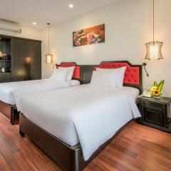 Отель Belle Maison Hadana Hoi An Resort & Spa - managed by H&K Hospitality. 4* Представительский номер с различными типами кроватей фото 7