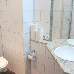 Отель Jaeger's Munich Германия, Мюнхен - отзывы, цены и фото номеров - забронировать отель Jaeger's Munich онлайн ванная фото 2