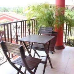 Отель Negolodge балкон