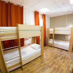 Patio Hostel Irkutsk Кровать в общем номере с двухъярусной кроватью фото 6