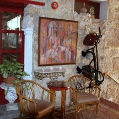 Kiniras Traditional Hotel & Restaurant интерьер отеля фото 3