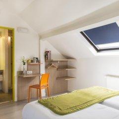 Отель Bel Oranger Gare De Lyon 3* Стандартный семейный номер с двуспальной кроватью фото 6