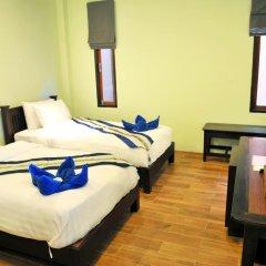 Отель Koh Tao Beach Club 3* Стандартный номер с различными типами кроватей фото 2