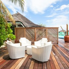 Отель Kihaad Maldives 5* Вилла с различными типами кроватей фото 27