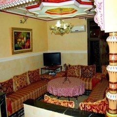 Отель Residence Miramare Marrakech 2* Стандартный номер с различными типами кроватей фото 26
