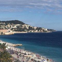 Отель Apart a Nice : A Breathtaking View on the Sea Ницца пляж фото 2