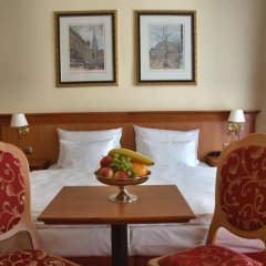 Отель City Pension 4* Стандартный номер с различными типами кроватей фото 12