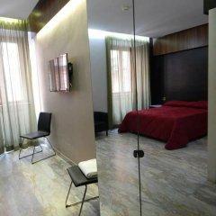 Hotel Milazzo Roma 2* Стандартный номер с различными типами кроватей фото 13