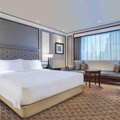 Отель Le Royal Meridien, Plaza Athenee Bangkok 5* Стандартный номер с разными типами кроватей фото 4