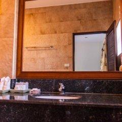 Отель Coco Palm Beach Resort 3* Вилла с различными типами кроватей фото 48