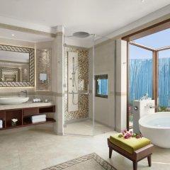Отель Banana Island Resort Doha By Anantara 5* Вилла с различными типами кроватей фото 15