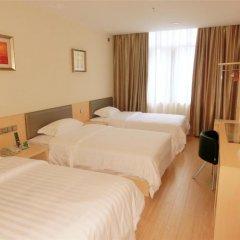 Отель Baiyun City 3* Стандартный номер фото 7