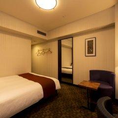 Hotel Villa Fontaine Tokyo-Shiodome 3* Улучшенный номер с различными типами кроватей фото 11
