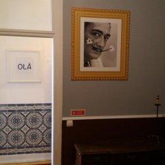 Отель Ritz & Freud Лиссабон интерьер отеля