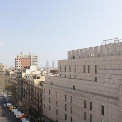 Апартаменты Rent Top Apartments Passeig de Gràcia балкон