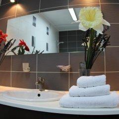 Гостиница Блюз Номер Эконом разные типы кроватей фото 5
