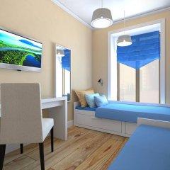 Лайк Хостел Санкт-Петербург на Театральной Улучшенный номер с различными типами кроватей фото 7