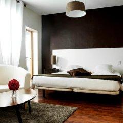 THC Gran Via Hostel Улучшенный номер с различными типами кроватей фото 2
