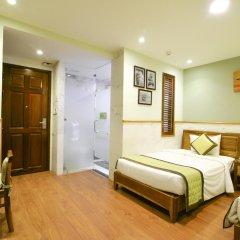 Отель Green Heaven Hoi An Resort & Spa 4* Улучшенный номер фото 2