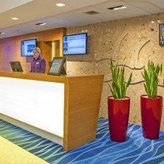 Отель Novotel Gdansk Marina Польша, Гданьск - 1 отзыв об отеле, цены и фото номеров - забронировать отель Novotel Gdansk Marina онлайн интерьер отеля фото 3