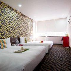 ECFA Hotel Ximen 2* Стандартный номер с различными типами кроватей фото 13