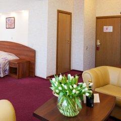 Гостиница Максима Заря 3* Полулюкс с различными типами кроватей фото 11