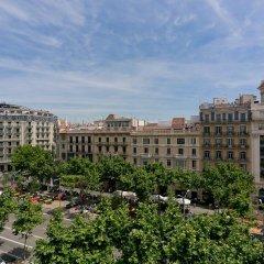 Апартаменты BCN Paseo de Gracia Rocamora Apartments балкон