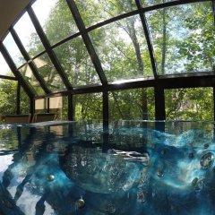 Отель Sunshine Chalet Польша, Закопане - отзывы, цены и фото номеров - забронировать отель Sunshine Chalet онлайн бассейн фото 2
