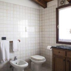 Отель Villa Stefania Италия, Новента-Падована - отзывы, цены и фото номеров - забронировать отель Villa Stefania онлайн ванная