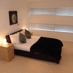Апартаменты Quay Apartments Солфорд комната для гостей фото 5