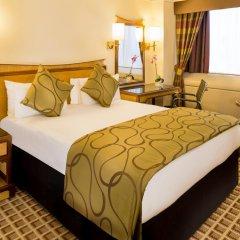 Copthorne Tara Hotel London Kensington 4* Стандартный номер с различными типами кроватей фото 9