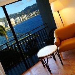 Отель Holiday Inn Resort Acapulco 3* Стандартный номер с разными типами кроватей