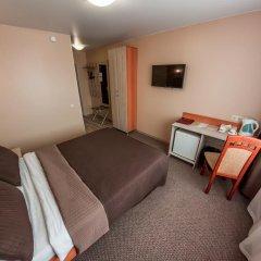 Гостиница Аврора 3* Стандартный номер с разными типами кроватей фото 43