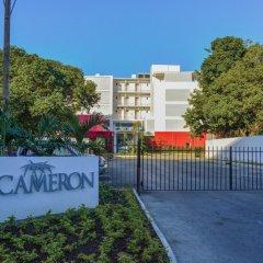 Отель Royal Decameron Cornwall Beach парковка