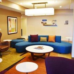 Отель Fairfield Inn & Suites by Marriott Albuquerque Airport комната для гостей фото 5