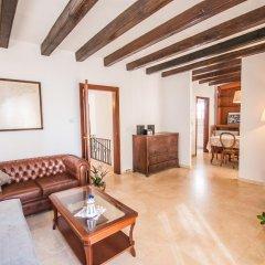 Отель Villa Sa Caleta Испания, Льорет-де-Мар - отзывы, цены и фото номеров - забронировать отель Villa Sa Caleta онлайн комната для гостей фото 2
