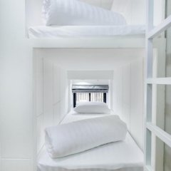 Eco Hostel Кровать в общем номере фото 8
