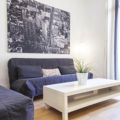 Отель Apartamentos Gótico Las Ramblas Апартаменты с различными типами кроватей фото 2