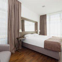 Апарт-Отель Бревис 3* Стандартный номер с двуспальной кроватью фото 11