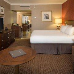 Отель Hilton Glasgow комната для гостей фото 7