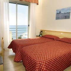 Отель Albergo Savoia Оспедалетти комната для гостей