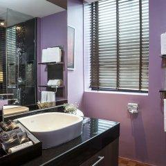 Отель The Continent Bangkok by Compass Hospitality 4* Представительский номер с различными типами кроватей фото 19