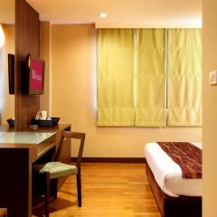 Отель Bally Suite Silom 3* Номер Делюкс с различными типами кроватей фото 6