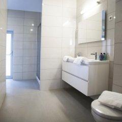 Отель Antwerp Inn 3* Стандартный семейный номер с двуспальной кроватью фото 2