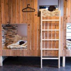 Tonagi Hostel And Cafe Кровать в женском общем номере фото 4